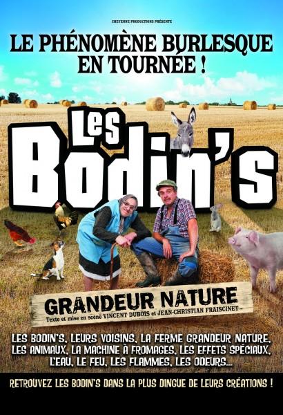Les Bodin's en tournée