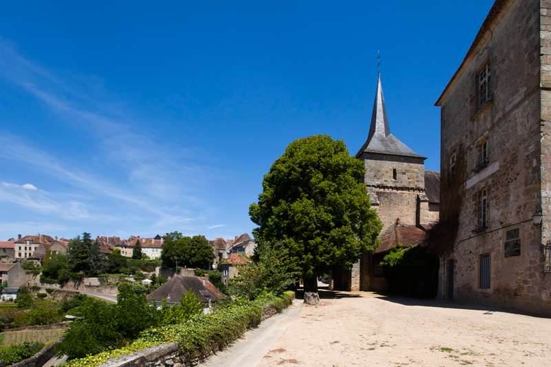 Saint-Benoît-du-Sault - © Hellio et Van Ingen