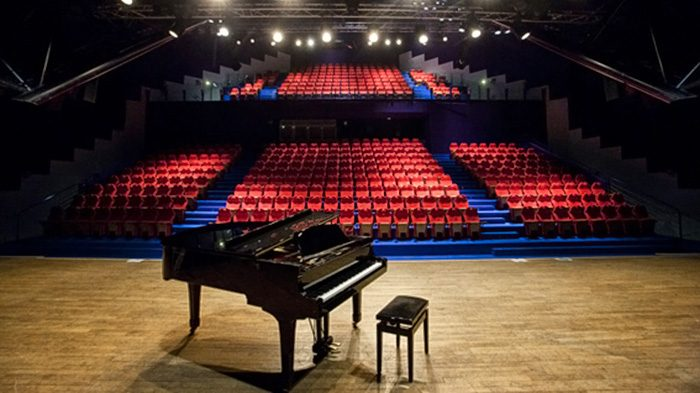 Théâtre Hervé Villard de Saint-Amand-Montrond