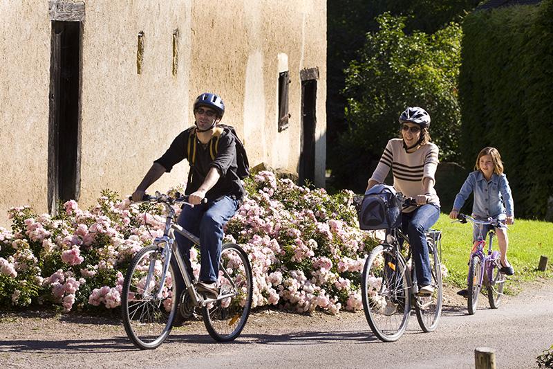 Cyclistes © Hellio et Van Ingen