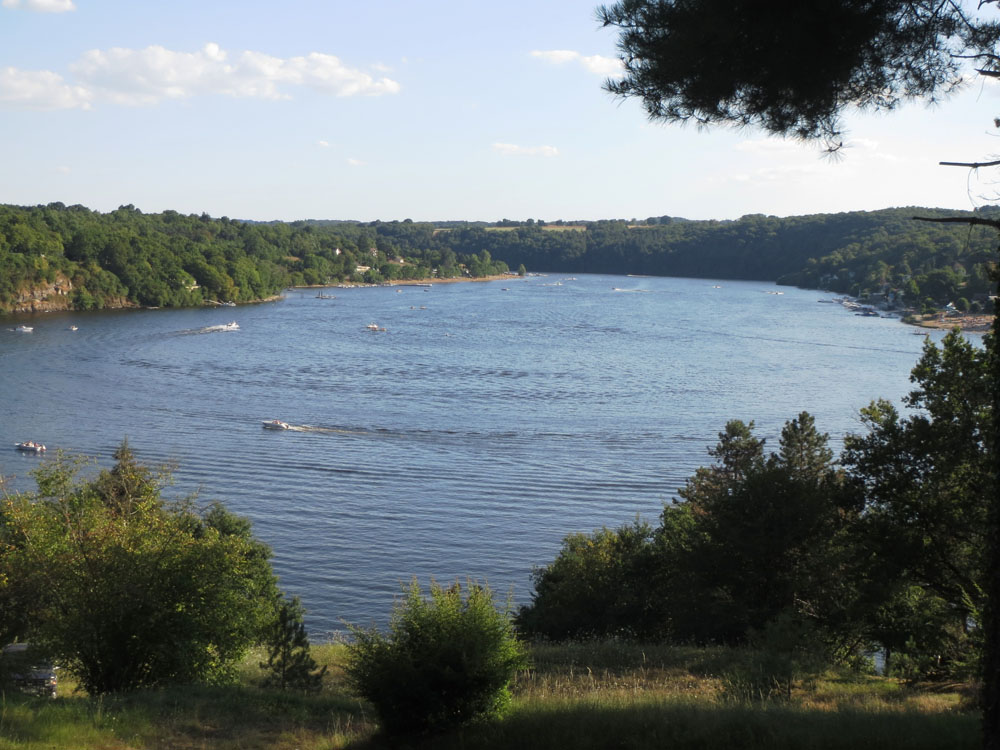 Lac d'Eguzon - © ADT Indre