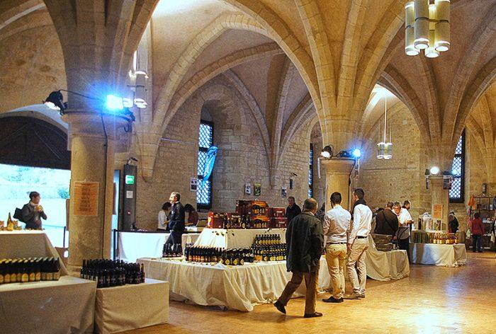 Marché monastique Noirlac