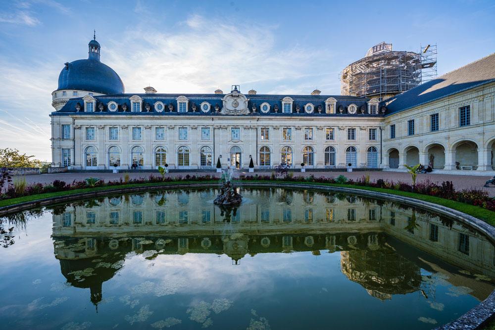 Château de Valençay - © Teddy Verneuil ADTI ndre
