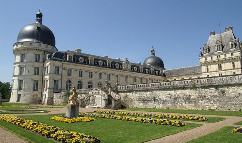 Château de Valençay © A.Nevière