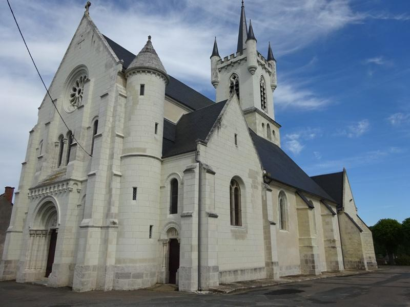 L'église St Martin © A. Nevière