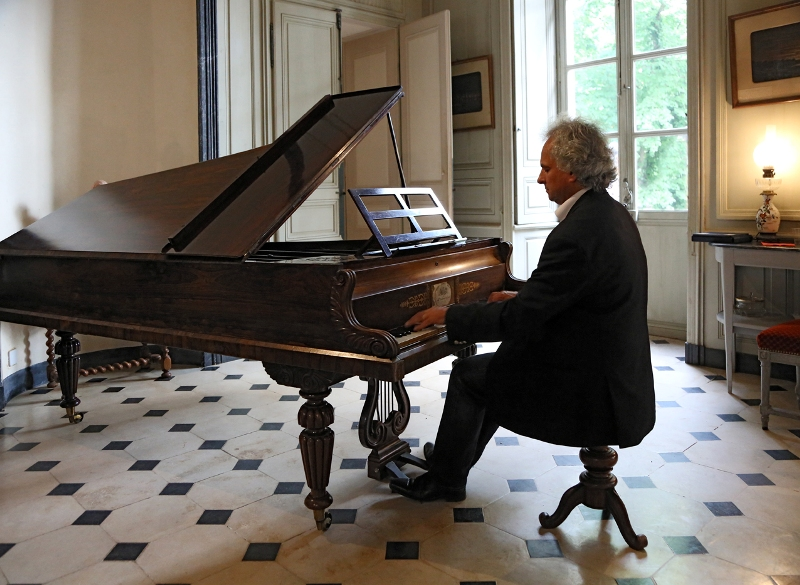Yves Henry © Nohant festival Chopin