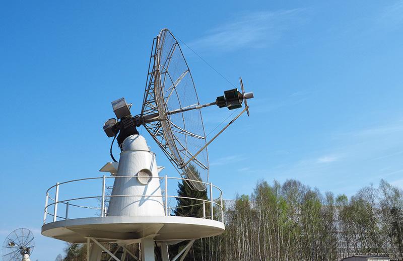 radioastronomie pole des etoiles nancay