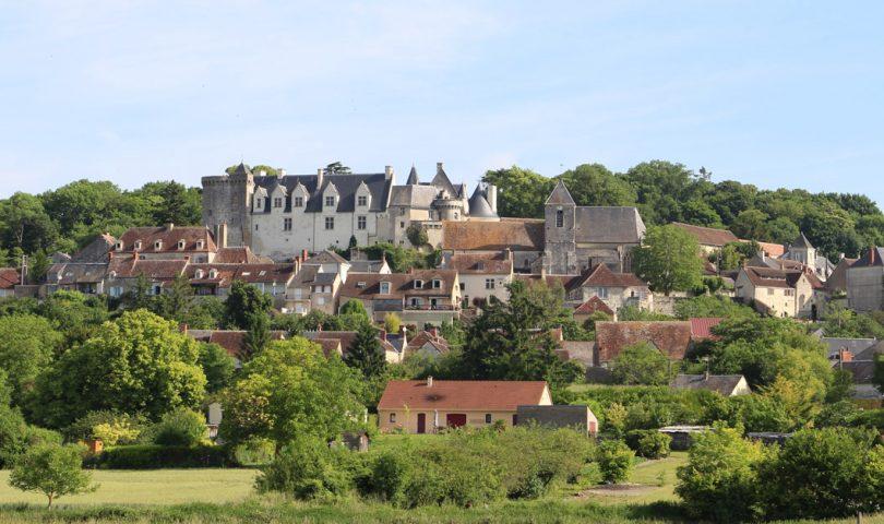 Château de Palluau © A. Benel