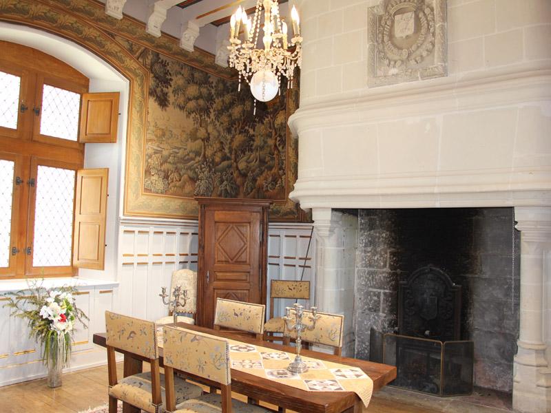 château de Palluau ©A.Benel