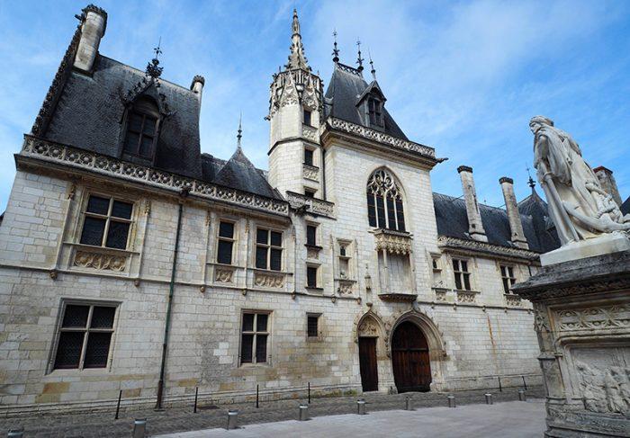 Palais Jacques Coeur à Bourges