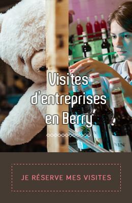 Visitez les entreprises du Berry