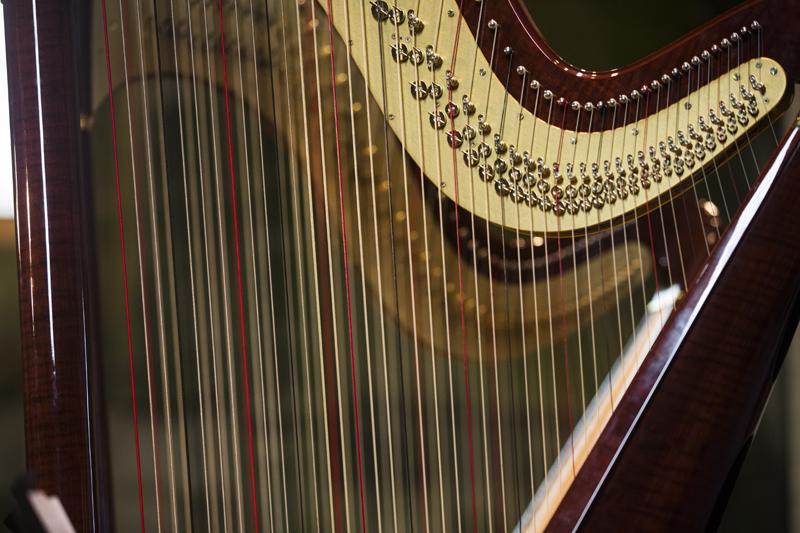 Harpe © Hellio & Van Ingen