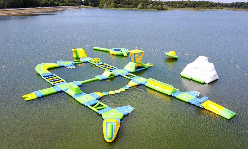 Parc Aquaplouf à Argent-sur-Sauldre