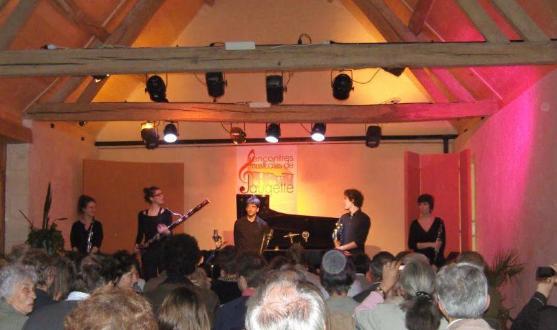 Les Rencontres musicales de Jaugette © Association Jaugette