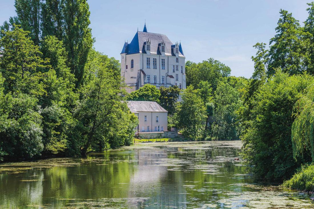Château Raoul © Teddy Verneuil