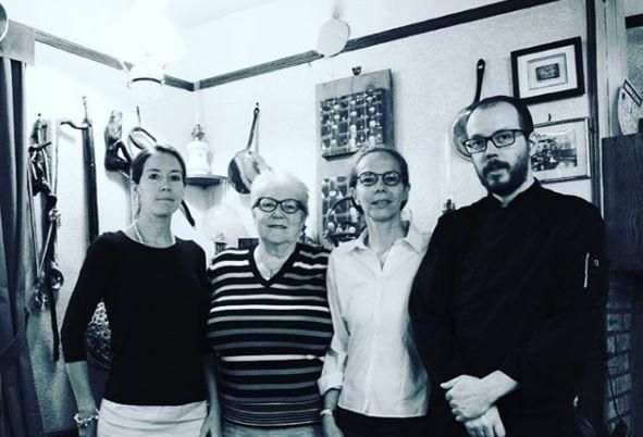 Anne, Marie-Claude, Dorothée et Julien ©C'heu l'Zib