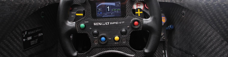 Volant de la Formule Renault 2.0 - © Yoann RICHARD / ADTI