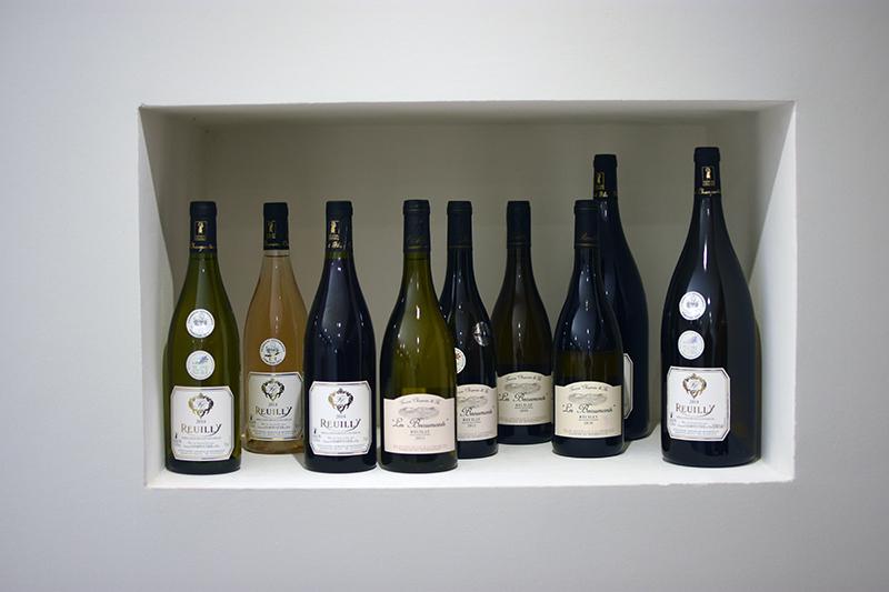 Vin de Reuilly - © J. Zucchet - Photoclub Belle-Isle