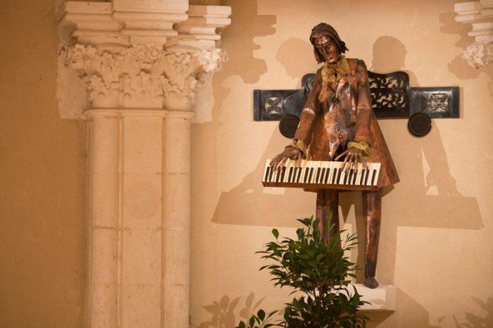 Liszt aux Rédemptoristes - © Hellio Van Ingen