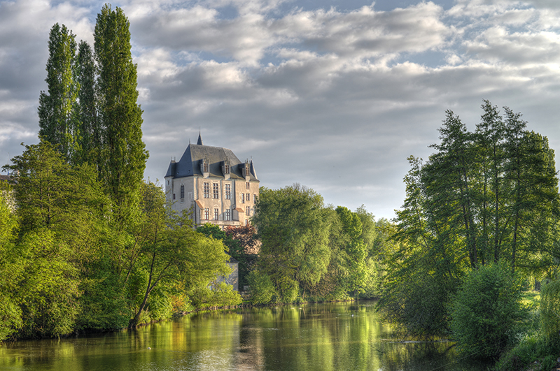 Château Raoul © Lionel MULLER (Photoclub Belle-Isle)