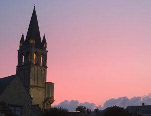 Abbaye de Déols - © S. Pascal-Mousselard