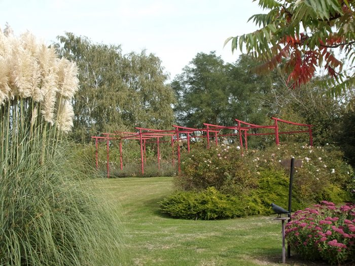 Jardin elisee Vernais