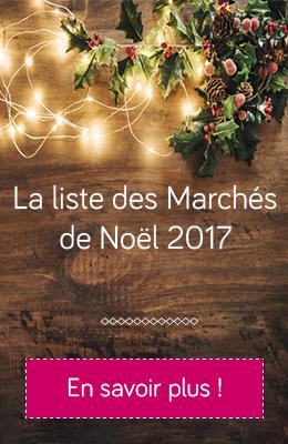 Liste des marchés de Noël 2017 en Berry