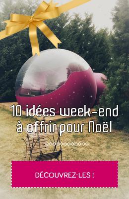 Idées WE bulles