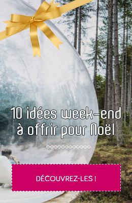 Idées WE Bulle en foret