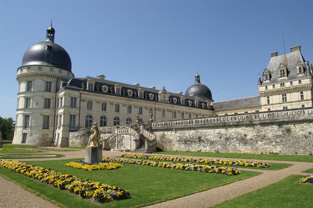 Château de Valençay - © A. Neviere