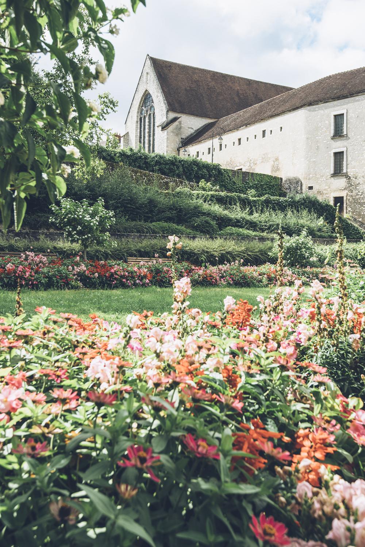 Jardin des Cordeliers - © Bestjobers / Max Coquard