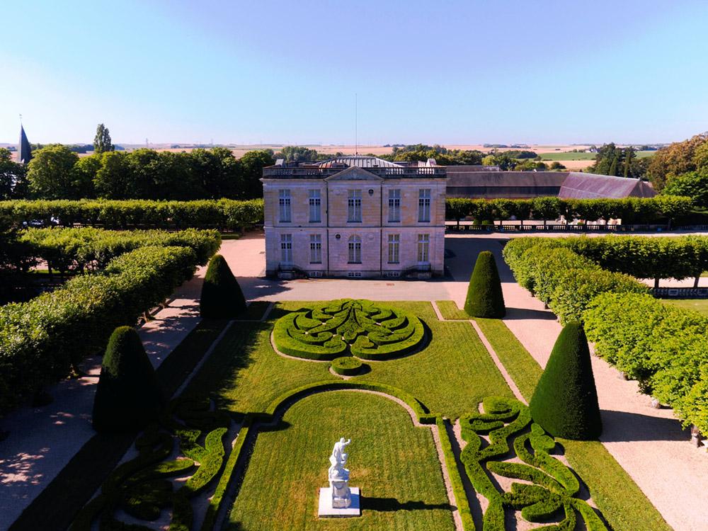 Château de Bouges - © Gillard et Vincent