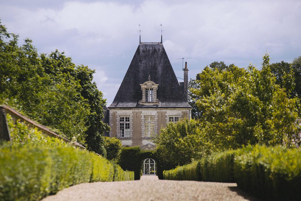 Jardins du château de Bouges - © Gillard et Vincent