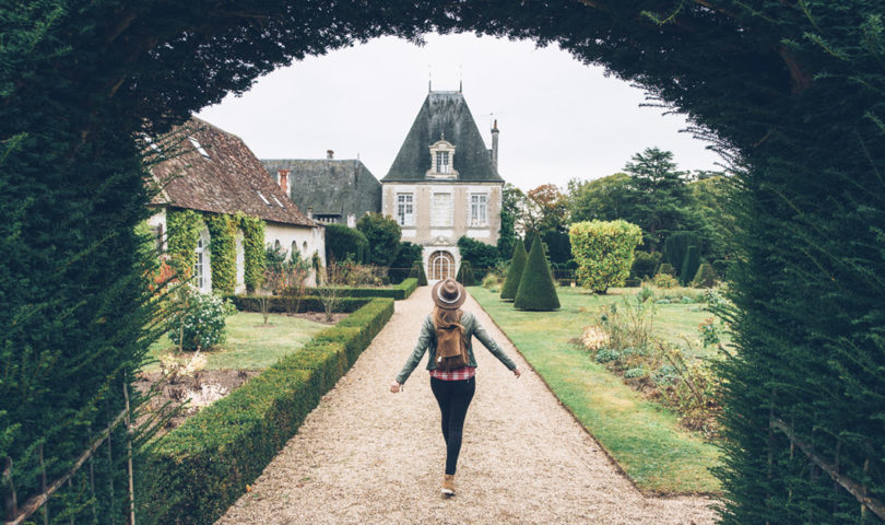 Jardin d'Azay-le-Ferron - © Bestjobers / Max Coquard