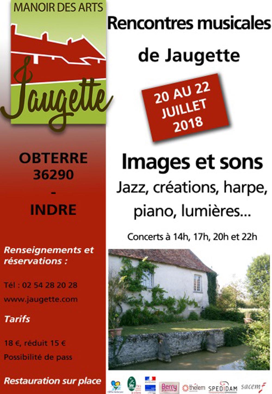 Rencontres musicales de Jaugette
