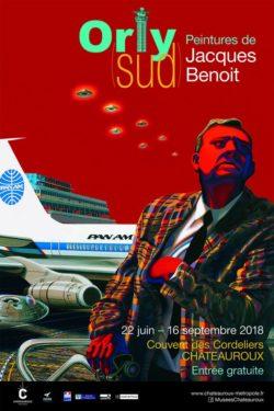 Orly (Sud) - Peintures de Jacques Benoît