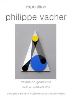 Philippe Vacher - Balade en géométrie