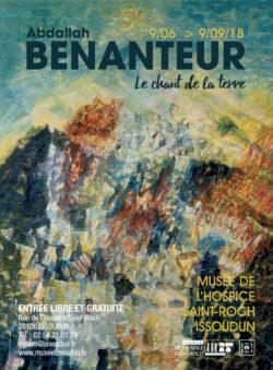 Abadallah Benanteur - Le chant de la terre