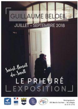 Exposition - Guillaume Beloeil
