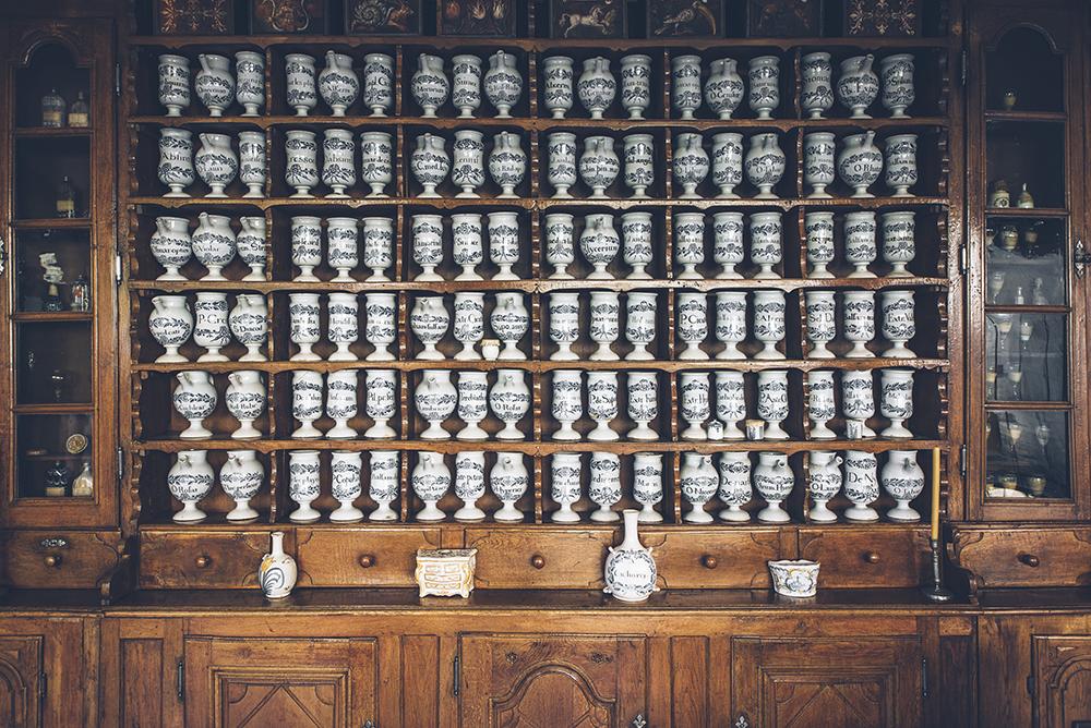 Apothicairerie du Musée St-Roch © Bestjobers Max Coquard