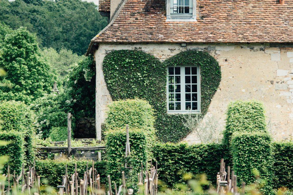 Jardin prieuré d'Orsan @Ad2t