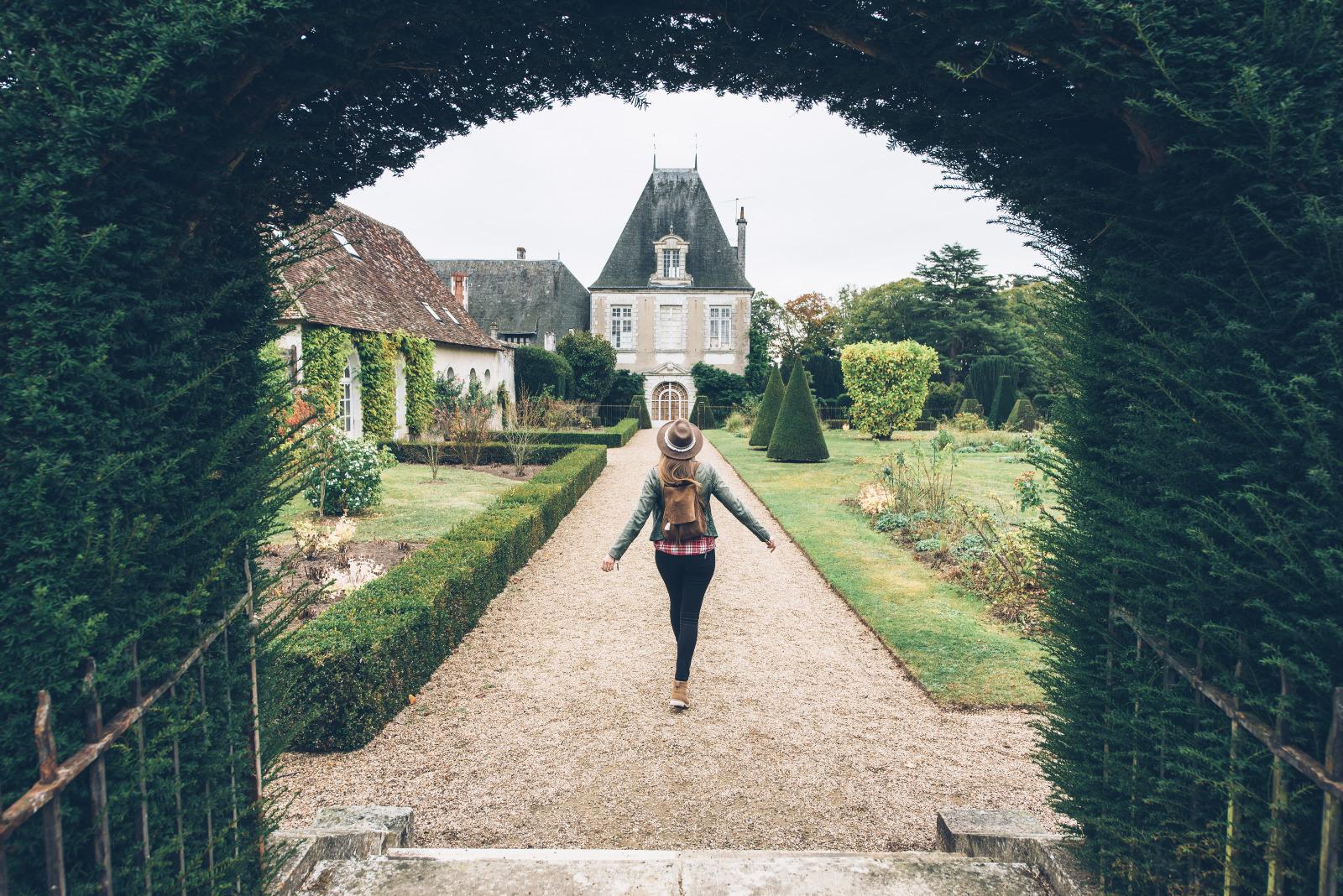 jardins d'Azay-Le-Ferron ©Bestjobers - Max Coquard