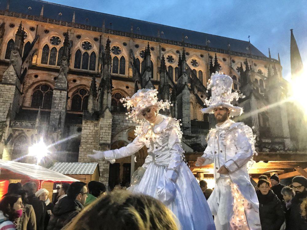 Village de Noël Bourges