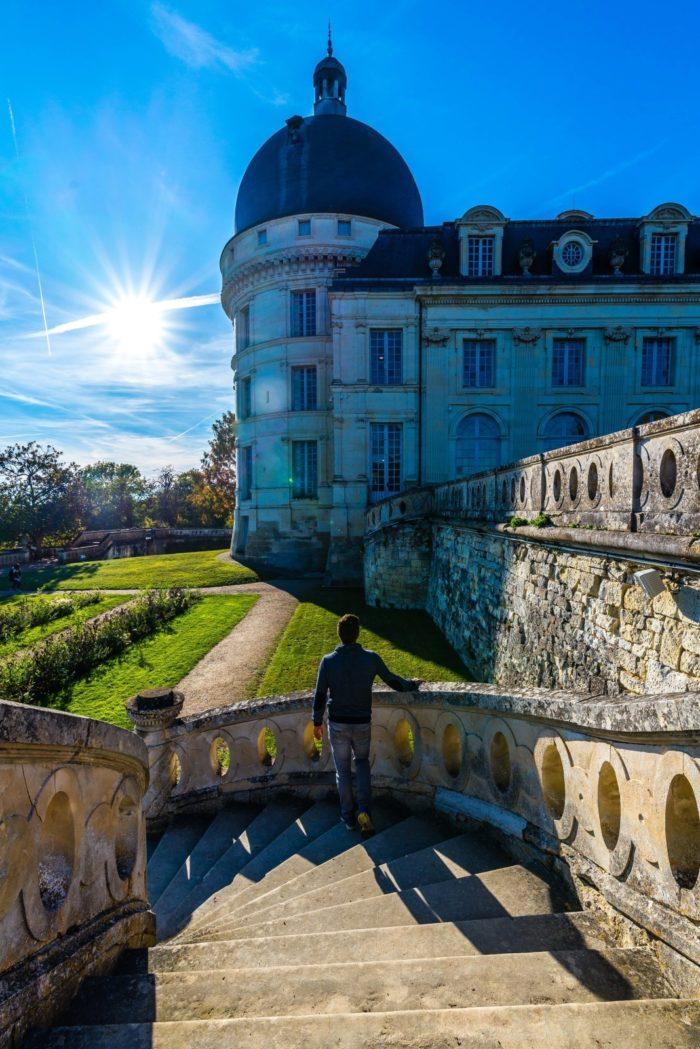 Château de Valençay © Teddy Verneuil
