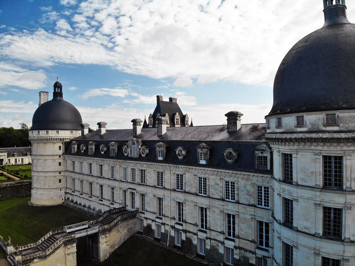 chateau de Valençay ©ADTI