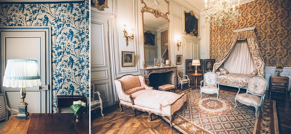 Intérieur du château de Bouges ©Bestjobers - Max Coquard