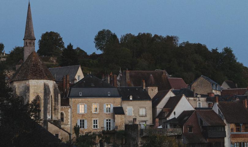 Argenton_sur_creuse_nocturne©Sarah Arnould