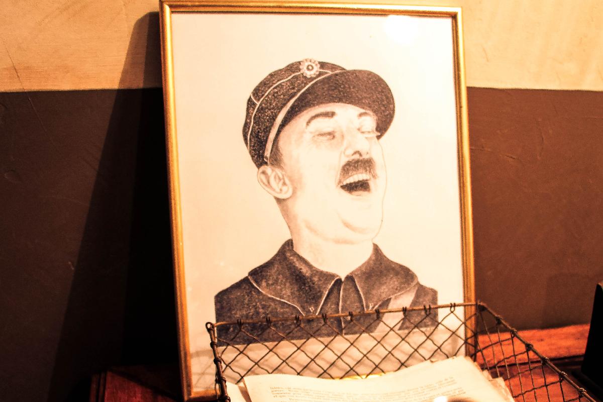 Jacques Tati dans Jour de fête ©A²I