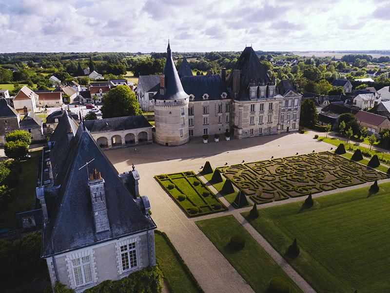 Château d'Azay-le-Ferron-©Gillard et Vincent