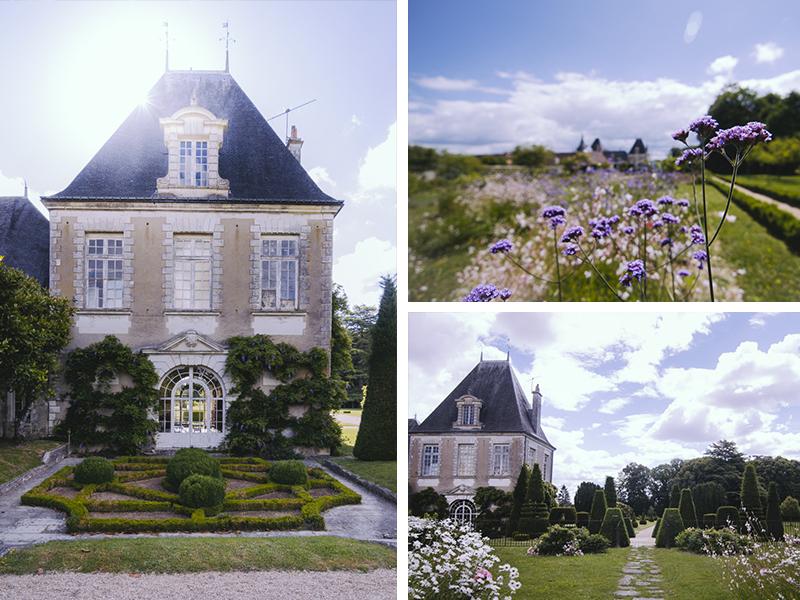 Château et jardins d'Azay-le-Ferron ©Gillard et Vincent